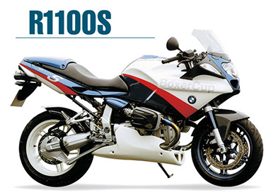 BMW Motorrad R1100S用オリジナルパーツ