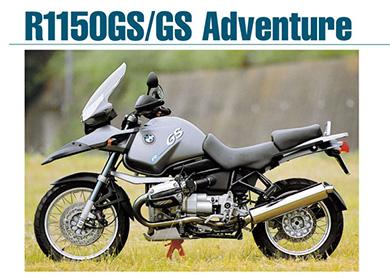 BMW Motorrad R1150GS,R1150GS Adventure用オリジナルパーツ