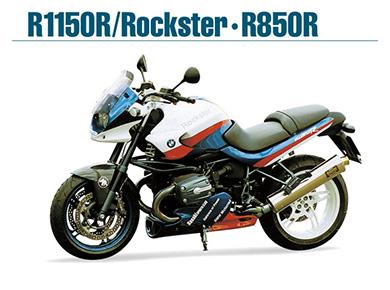 BMW Motorrad R1150R,R1150R Rockster・R850R用オリジナルパーツ