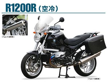 BMW Motorrad R1200R(空冷)用オリジナルパーツ