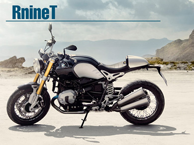 BMW Motorrad RnineT用オリジナルパーツ